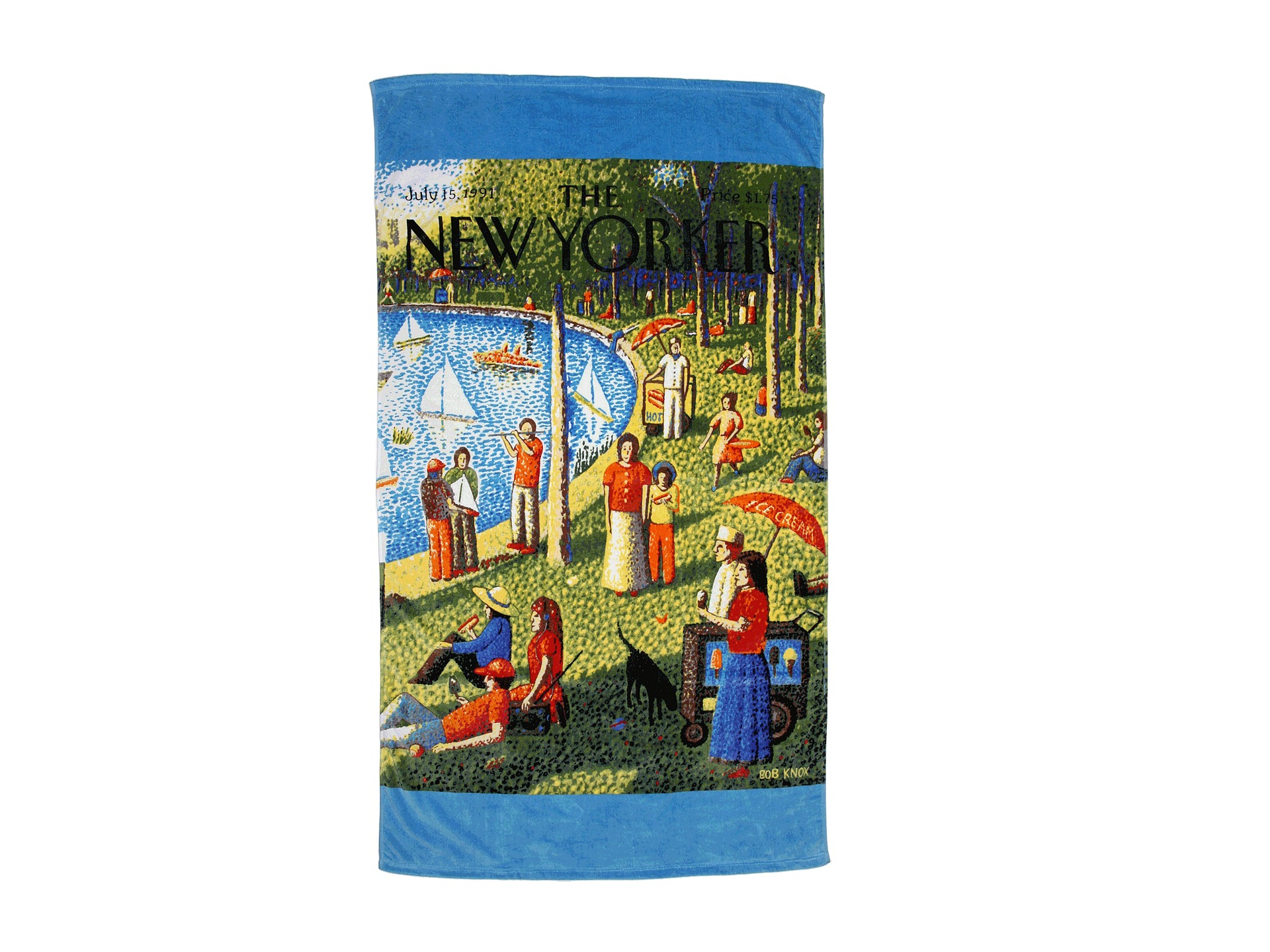 Home Source International The New Yorker Central Park