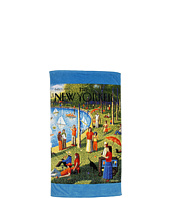 Home Source International - The New Yorker Central Park Beach Towel