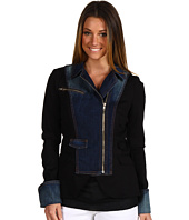 ABS Allen Schwartz - Ponte Denim Jacket