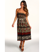 DEPT - Convertible Ikat Printed Skirt