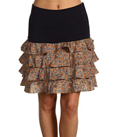 DEPT - Convertible Mini Flower Skirt