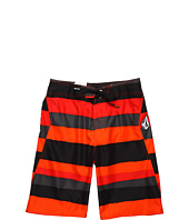 Volcom Kids - Maguro Stripe Boardshort (Big Kids)