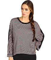 adidas by Stella McCartney - Yoga Striped Tee Z01476