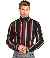 Vivienne Westwood MAN - Racing Stripe Stretch Shirting
