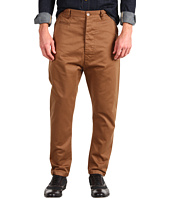 Vivienne Westwood MAN - Brushed Cotton Gabardine Low Crotch Trouser