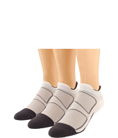 Feetures - Feetures! Elite Light Cushion No Show Tab 3-Pair Pack