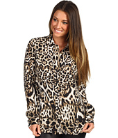 Just Cavalli - Leopard Print Blouse