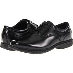 Nunn BushBaker Street Plain Toe Oxford with KORE Slip Resistant Walking Comfort Technology WPX4WLSTl