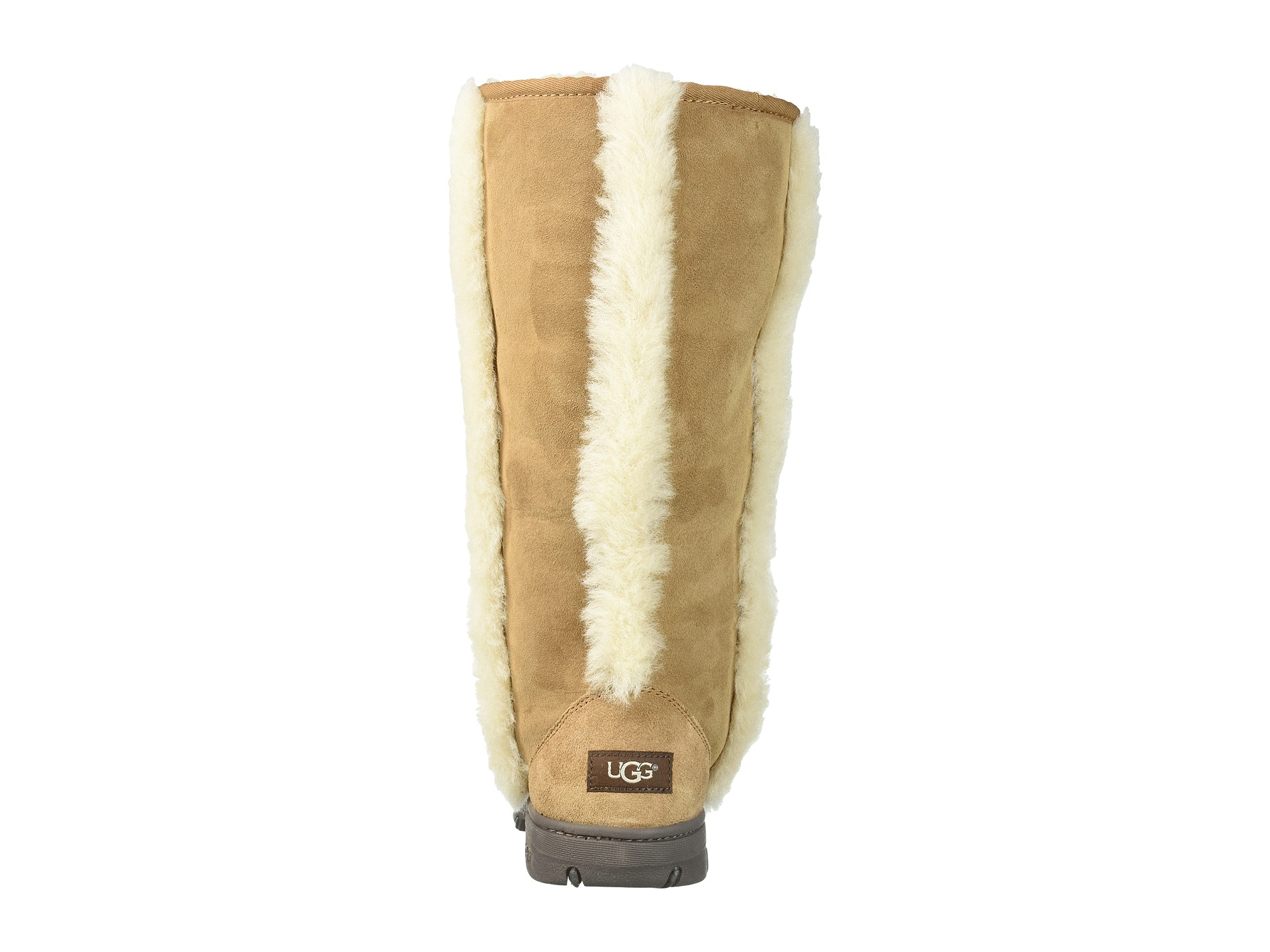 UGG Sunburst Tall Chestnut