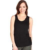 Pure & Simple - Linen Tank w/ Pocket