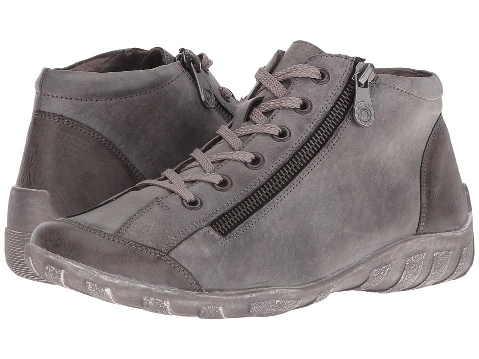 Rieker R3475 Liv 75 (Grey Combo) Women
