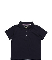 U.S. Polo Assn Kids - Polo with Pointelle Collar (Little Kids)