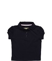 U.S. Polo Assn Kids - Polo with Self Fabric Collar (Little Kids)
