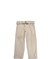 U.S. POLO ASSN. Kids - Flat Front Pant (Little Kids)