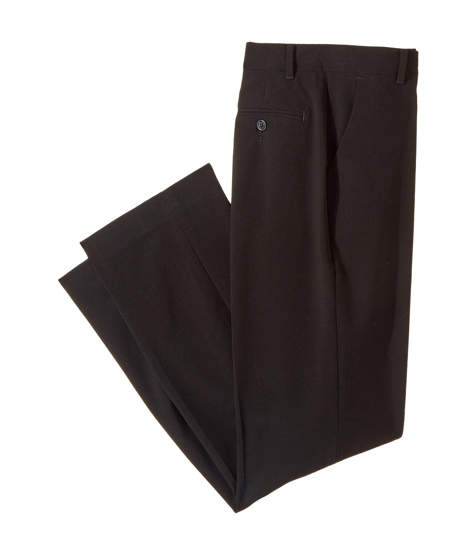 Calvin Klein Kids - Dress Pant (Big Kids) (Black) Boys Dress Pants