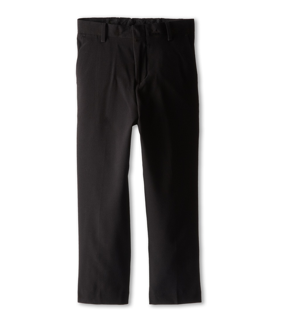Calvin Klein Kids - Dress Pant (Little Kids) (Black) Boys Dress Pants