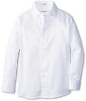 Calvin Klein Kids - Sateen Shirt (Little Kids)
