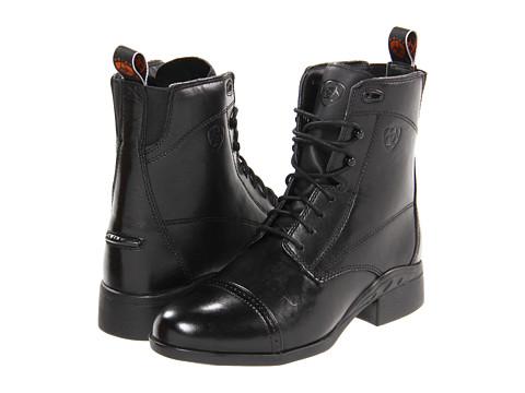 Ariat Heritage III Paddock Lace - Black