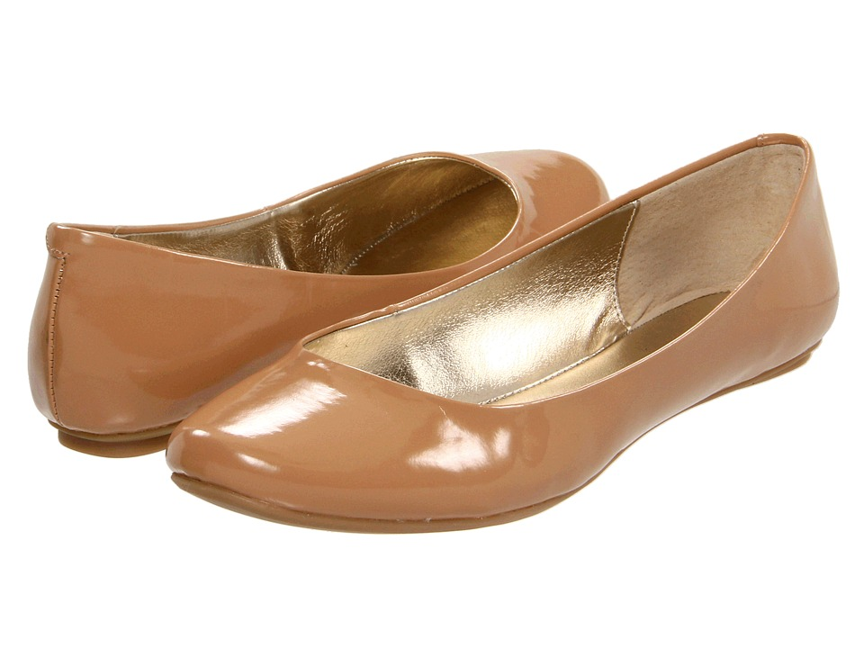 Kenneth Cole Reaction Slip On By (Camel Patent) Flats