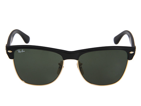 ray ban 3448  Ray-Ban RB4175 Oversized Clubmaster 57mm - Zappos.com Free ...