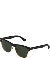 Ray-Ban - RB4175 Oversized Clubmaster 57