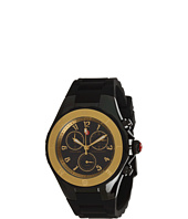 Michele - Tahitan Jelly Bean Black Gold-Tone Black