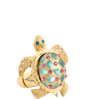 Betsey Johnson - Sea Excursion Turtle Stretch Ring