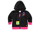 Obermeyer Kids - Funshine Hoodie (Toddler/Little Kids/Big Kids) (Black) - Apparel