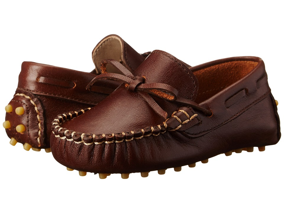 Elephantito Driver Loafer (Infant/Toddler) (Cracked Apache) Boys Shoes