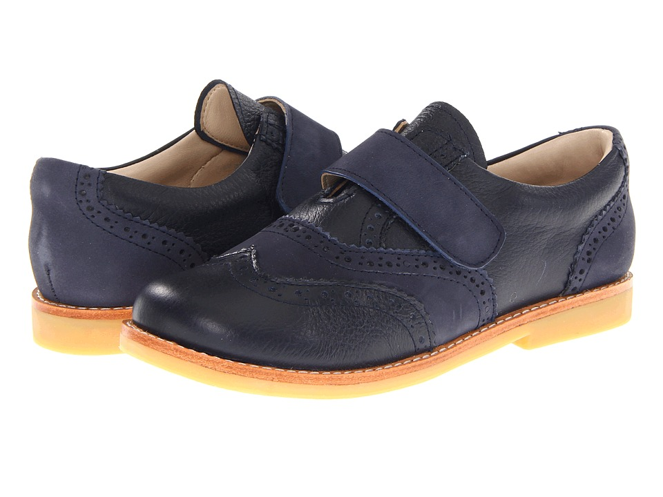 Elephantito Jamie Toddler/Little Kid Navy Boys Shoes