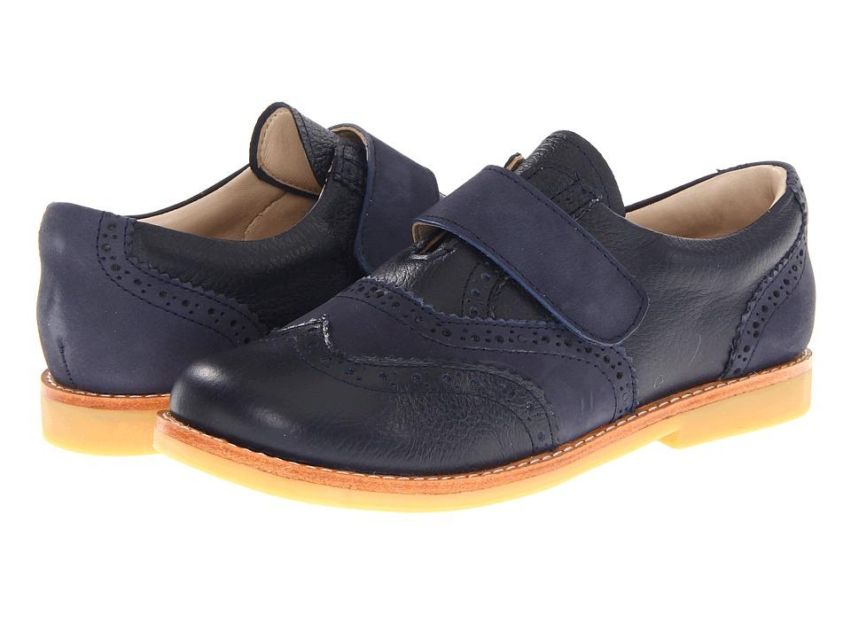 Elephantito - Jamie (Toddler/Little Kid) (Navy) Boys Shoes
