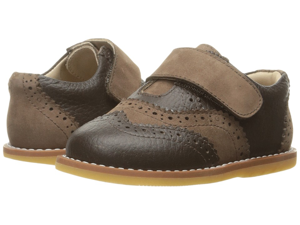 Elephantito - Jamie (Toddler) (Chocolate) Boys Shoes