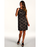 Maggy London - Cap Sleeve Shift Dress