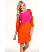Eliza J - Colorblock Sheath Dress