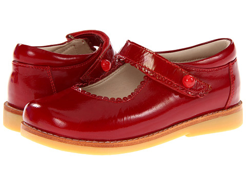 Elephantito Mary Jane (Toddler/Little Kid) - Patent Red
