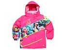 Obermeyer Kids - Girls' Zen Jacket (Toddler/Little Kids/Big Kids) (China Pink) - Apparel