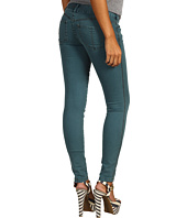Free People - Colored Skinny Jean in Turquoise