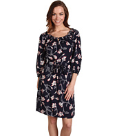Lucky Brand - Sofi Floral Vine Dress