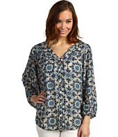 Lucky Brand - Vivian Medallion Blouse