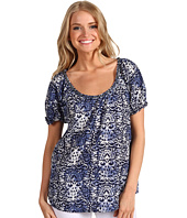 Lucky Brand - Sadie Printed Top