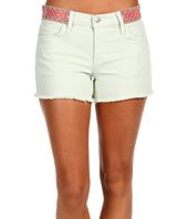 Joe's Jeans - Low Rise Cut Off Short w/ Ibiza Embroidery