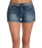 Joe's Jeans - Cut-Off Short With Neon Trim in Savannah
