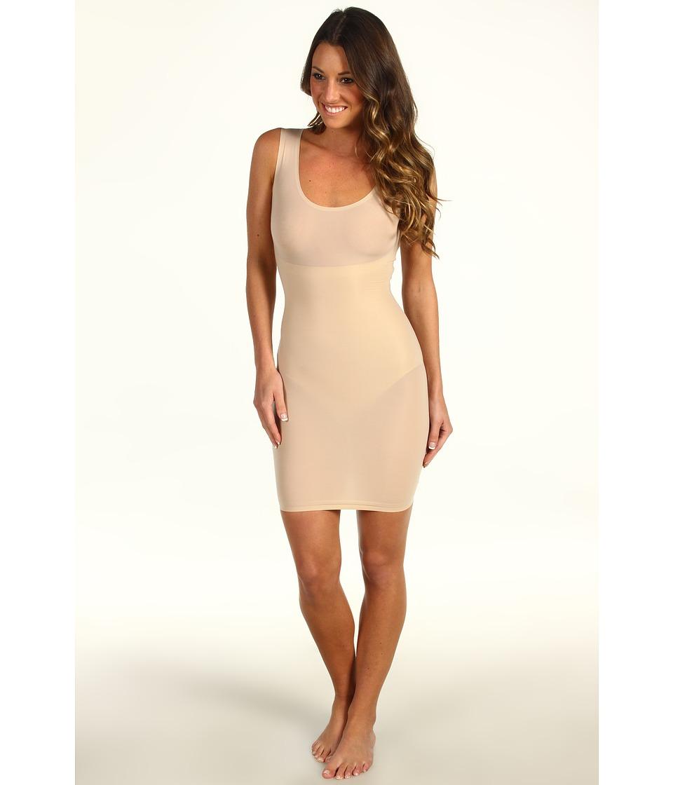 Spanx Trust Your Thinstincts Tank Full Slip Natural Womens Underwear