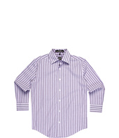 Ike Behar Kids - Striped Sport Shirt (Big Kids)