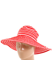 San Diego Hat Company - Ribbon Braid Hat Large Brim Stripe