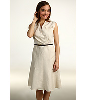 Jones New York - S/L Belted Flap Pocket Dress