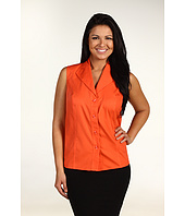 Jones New York - Plus Easycare S/L Blouse