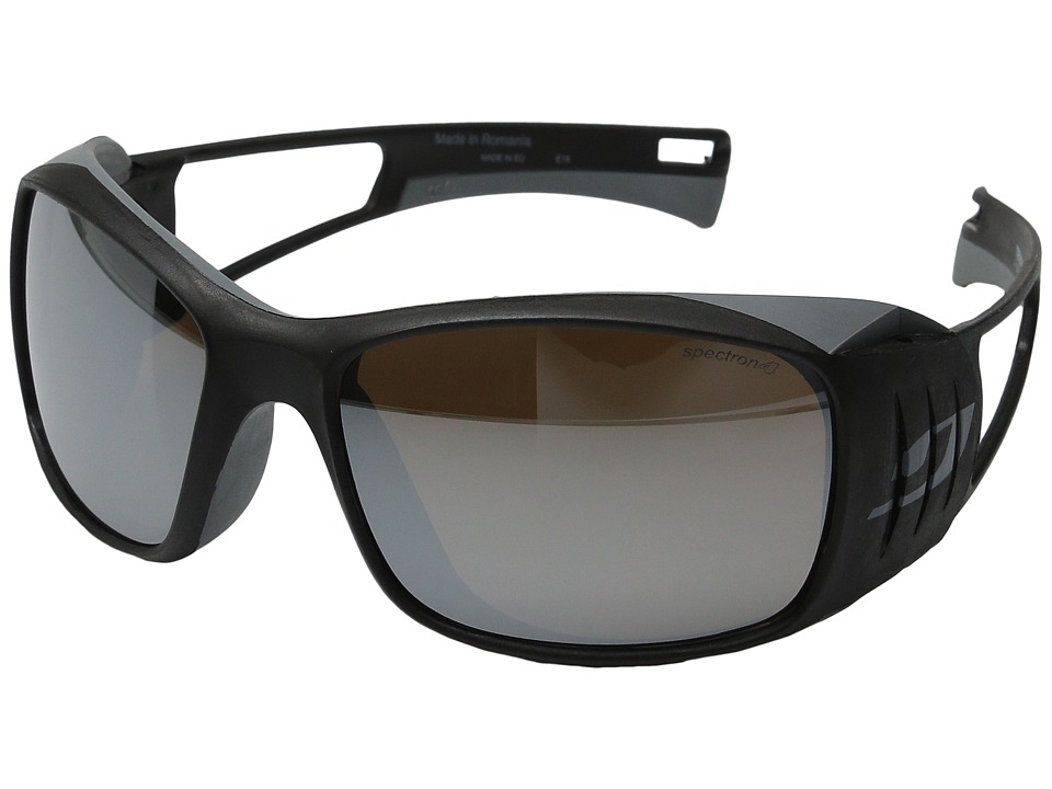 Julbo Eyewear Tensing With Spectron 4 Black/Grey Athletic Performance Sport Sunglasses