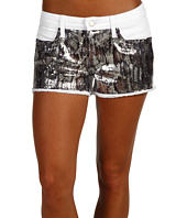 Joe's Jeans - Cut-Off Short w/ Sequin Snake in Shelley