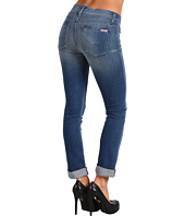 Hudson - Tilda Mid Rise Crop Straight Cuffed in Dover